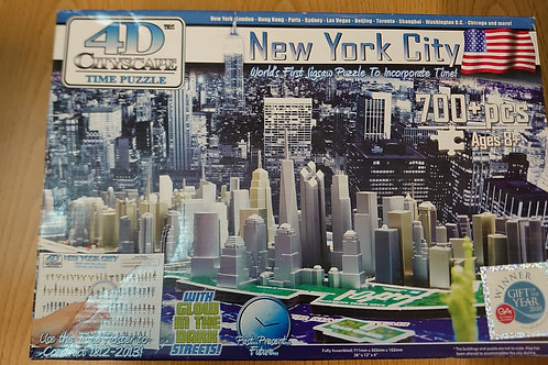 4D New York time puzzle (GC1)