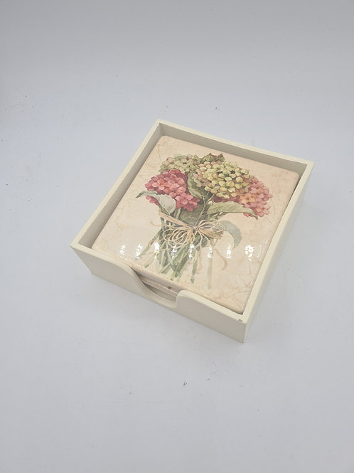 Ceramic coasters (A1)