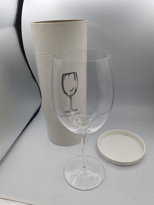 Bottle size wine glass (N1)