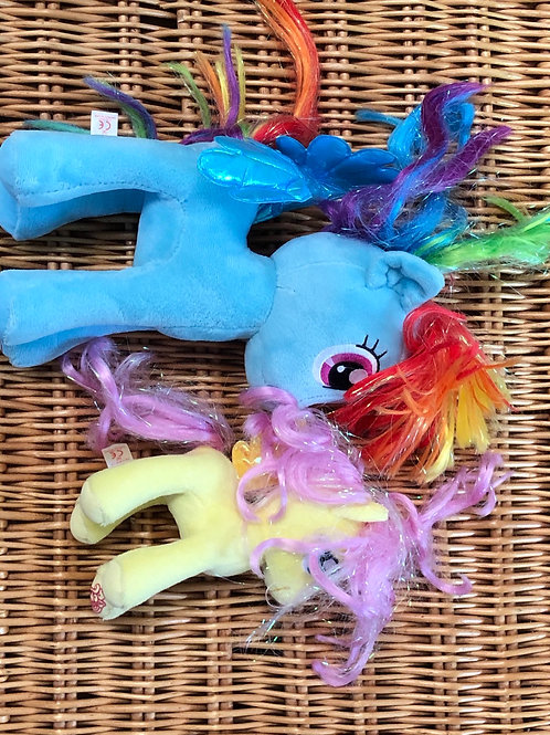 My Little Pony soft toy Set