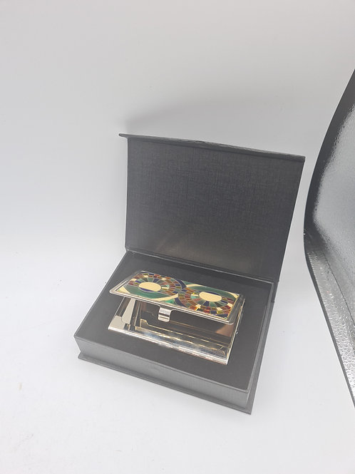 New boxed business card holder (Q1)