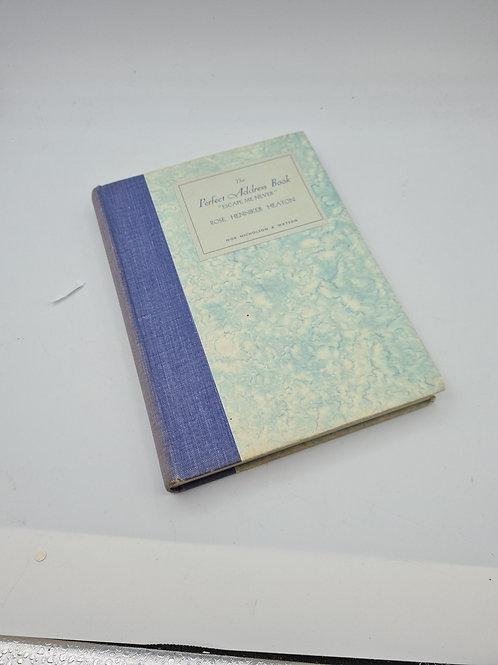Vintage address book (Q1)