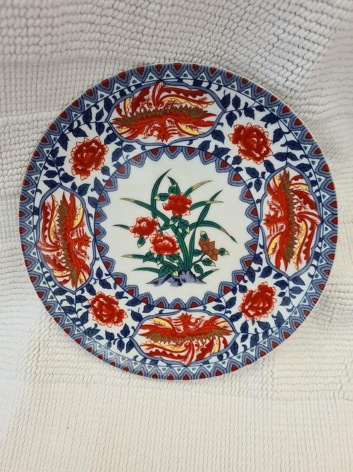 Decorative plate (D)