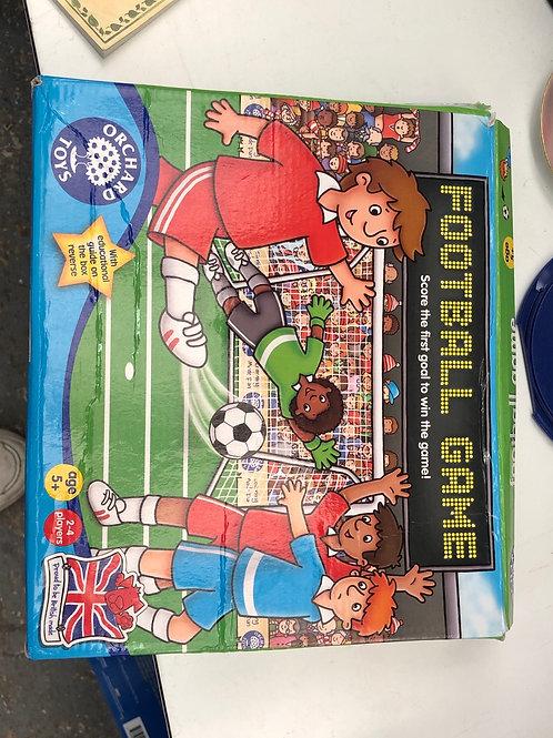 Football Game (0:4)