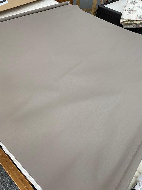 Light brown new blind 130cm drop x 144.5cm width