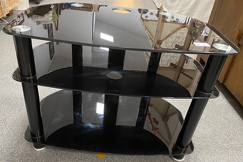 TV Unit (SS Media 3 Glass)