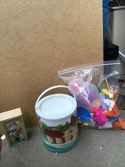 Children's Games Set (0:3)