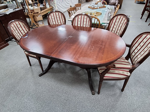 Extendable Wooden table (SS Dine 598DT)