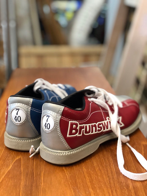 Bowling shoes, size 7 (2:2)