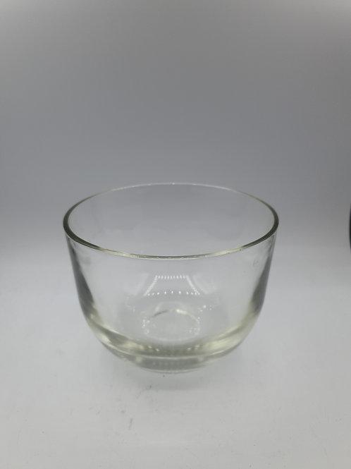 Glass dish (F)