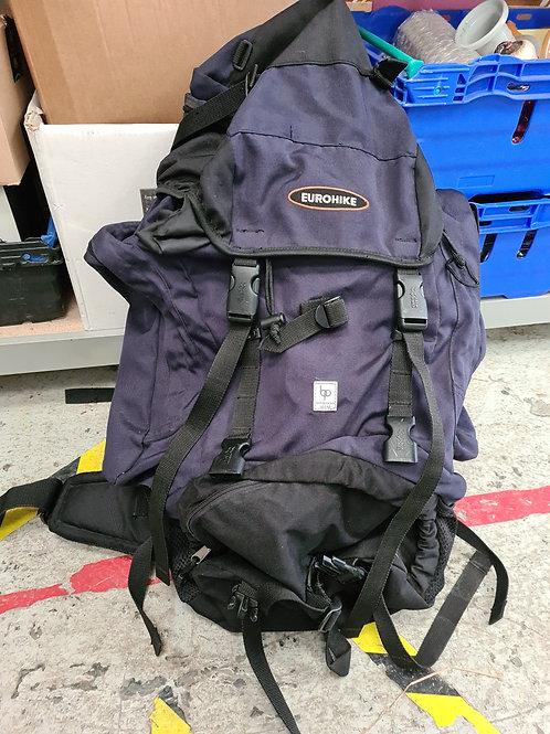 Eurohike rucksack (misc)