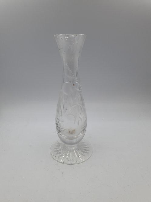 Glass vase (G)