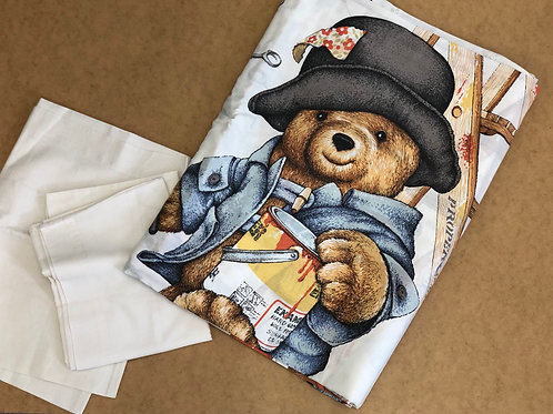Paddington single bedding set (1:1)