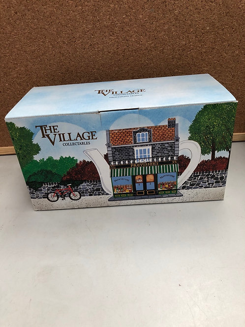 The village teapot- provisions (X)