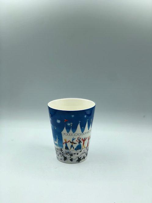 Lucy Loveheart Christmas Mug (XMAS1)