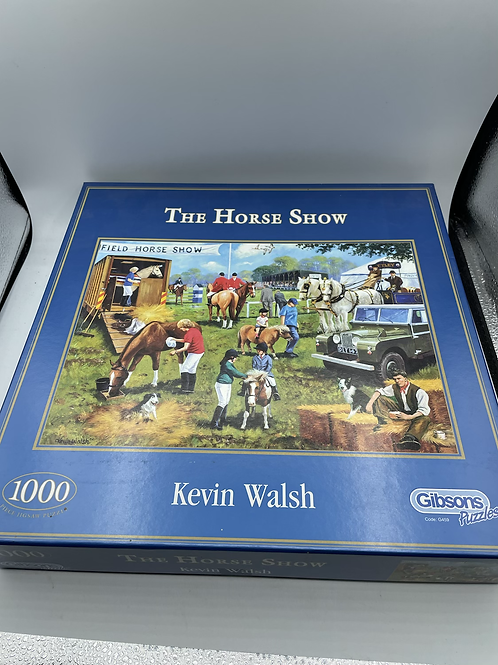 The Horse Show Puzzle (G1)