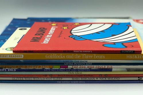 Children's Book Bundle 6 (1:0)