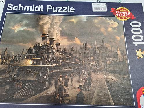 Schmidt puzzle (0:4)