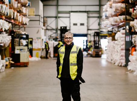 Karl Armstrong - Transport Supervisor
