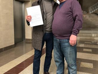 Добились освобождения заслуженного строителя Республики Татарстан.