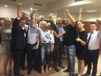 Добились освобождения предпринимателя Михаила Лакшина.