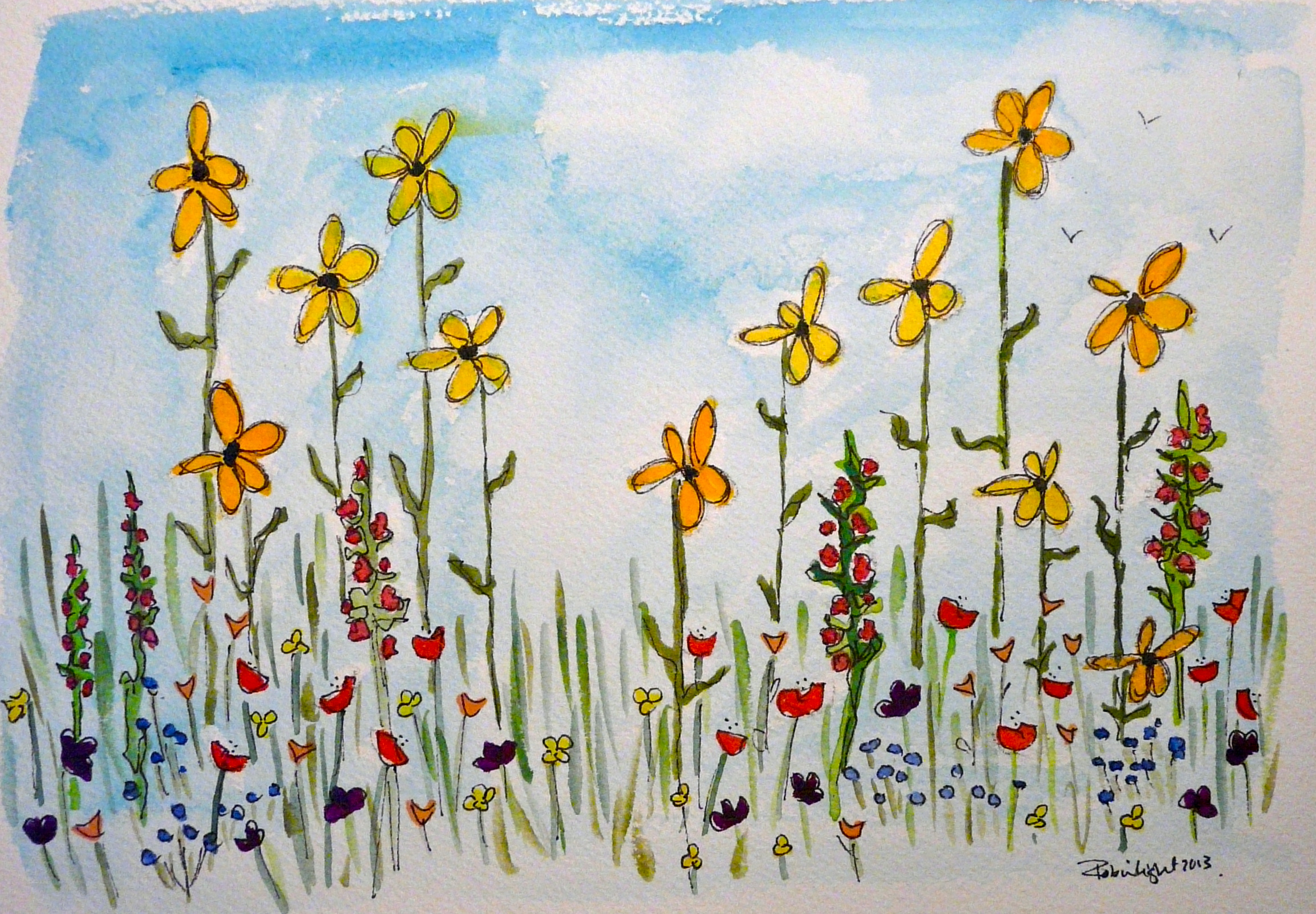 Untitled Wildflowers