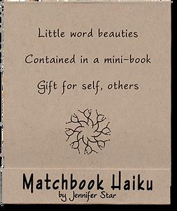 Matchbook Haiku by Jennifer Star