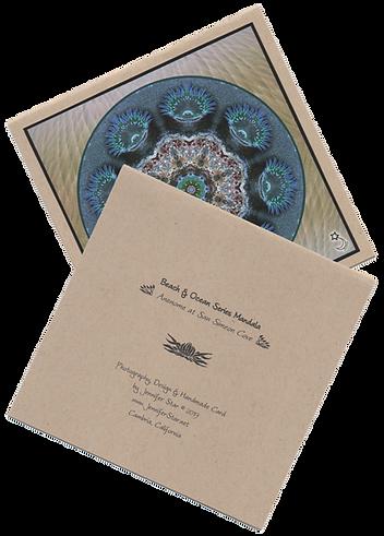 Mandala Cards by Jennifer Star