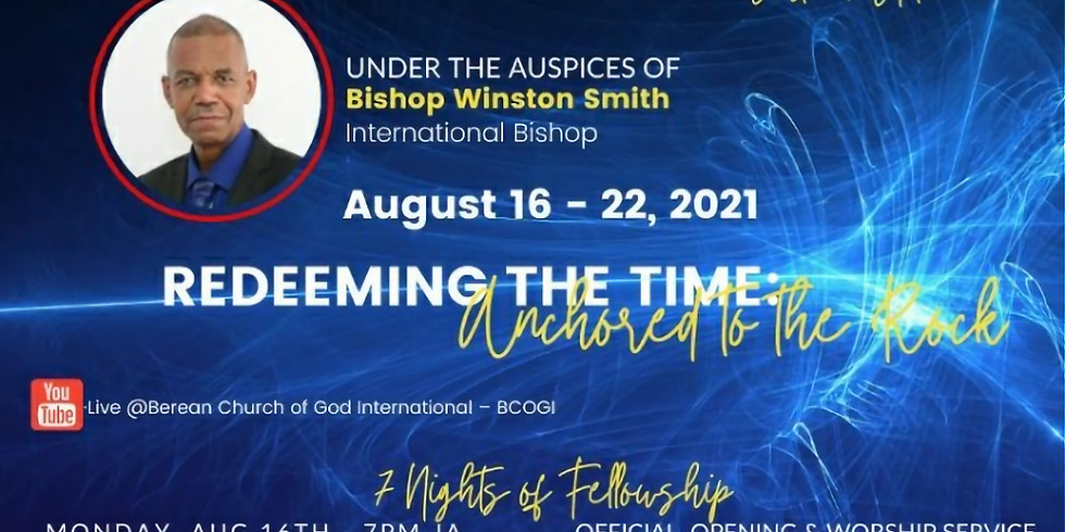 International Convention Virtual Edition 2021