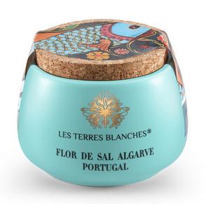 Flor de sal Algarve Portugal