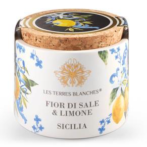 Fior di Sale Siclia & Limone