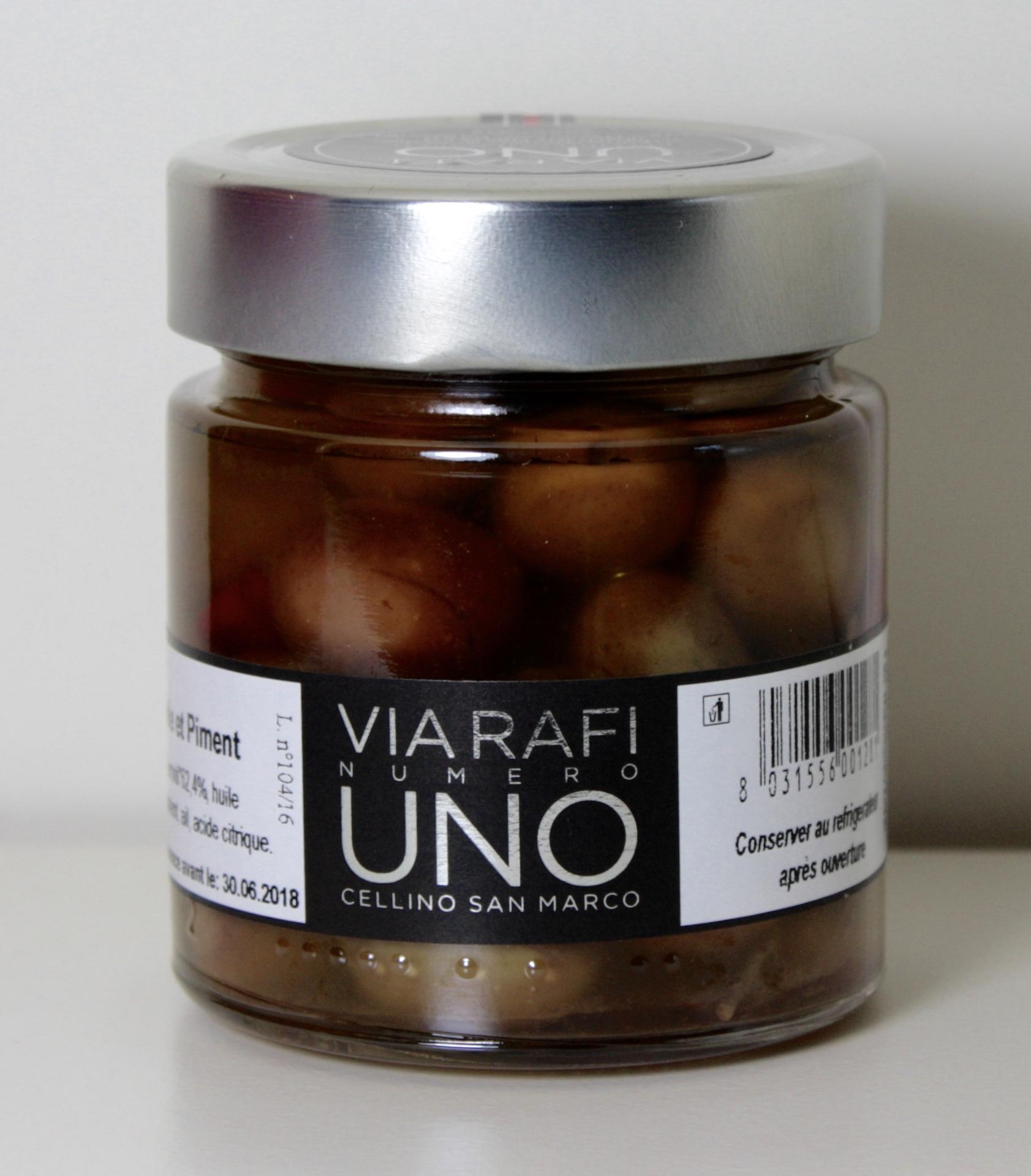 Olives Termiti