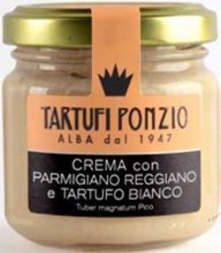 Crème de Parmesan à la truffe blanche