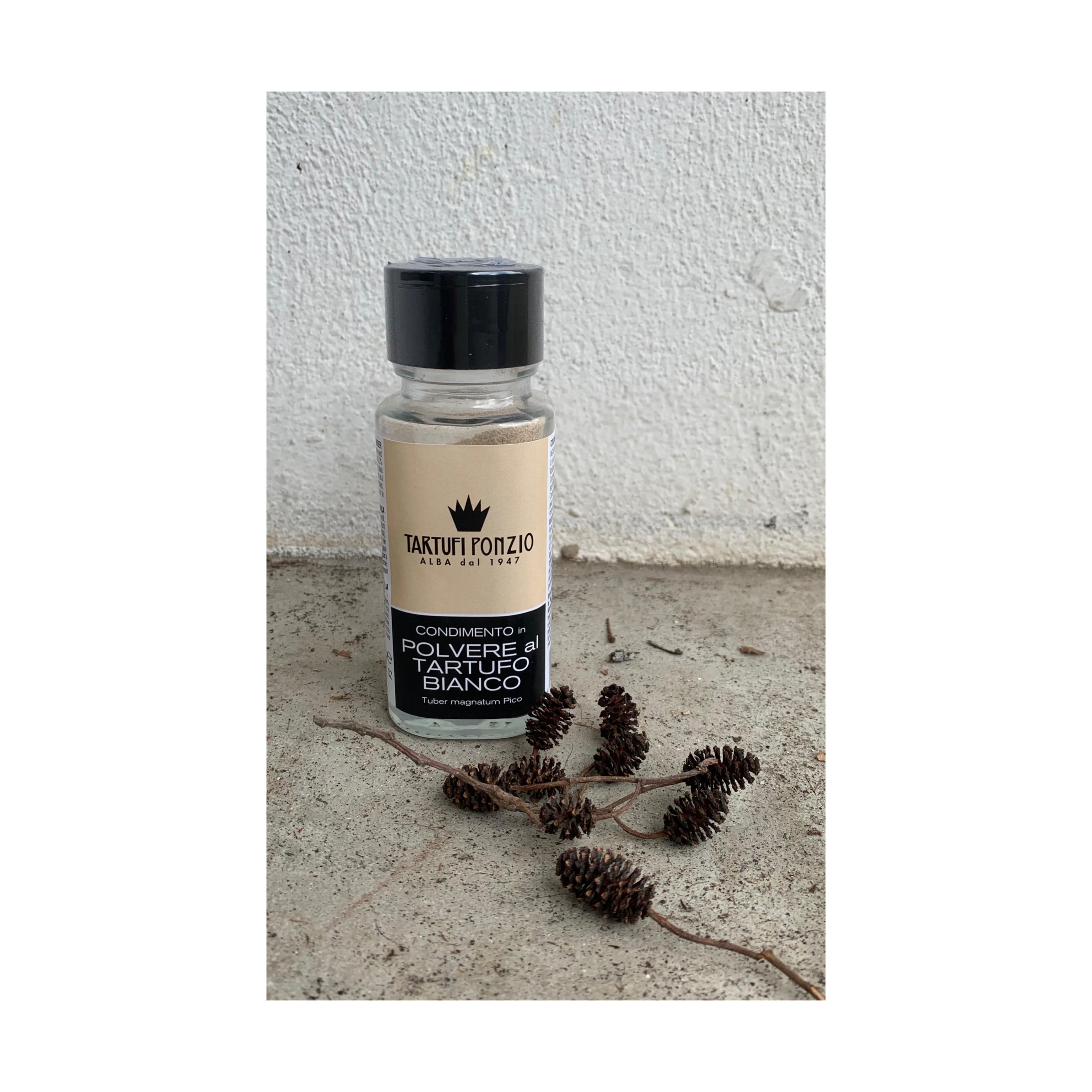 Poudre de truffe blanche