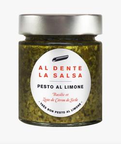 Pesto au citron