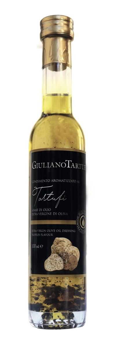 Huile d'olive à la truffe blanche DELUXE