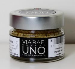 Purée d'olives vertes