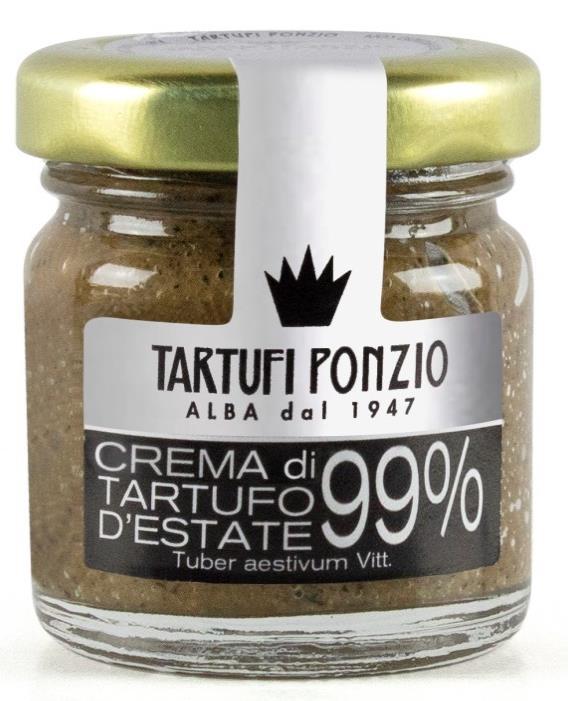 Crème de truffe d'été 99%