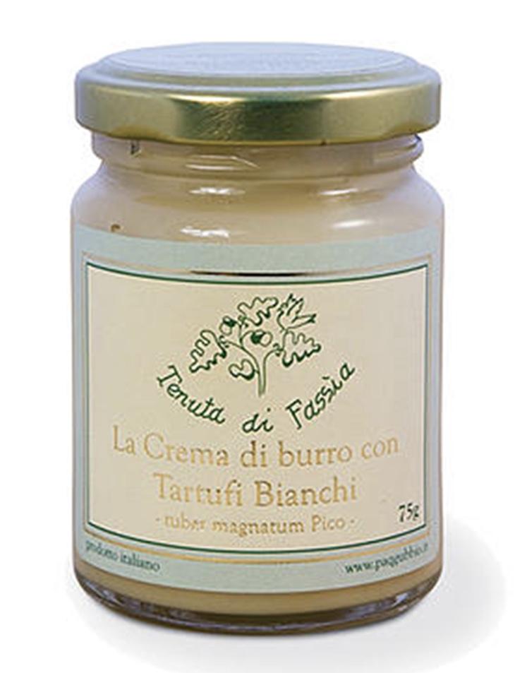 Beurre à la truffe blanche BIO