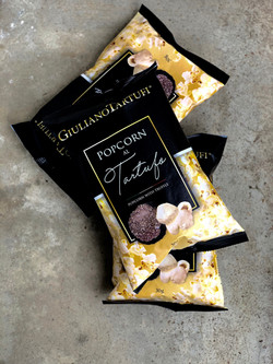 Popcorn à la truffe