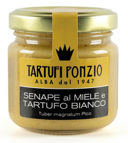 Moutarde à la truffe blanche