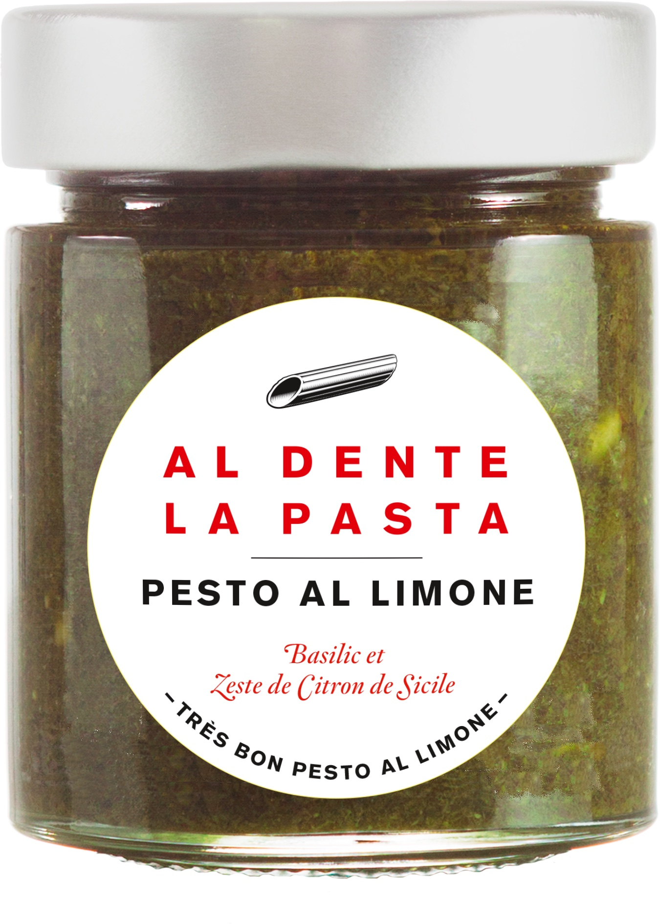 Pesto au citron