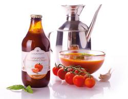 Sauce tomate cerise BIO