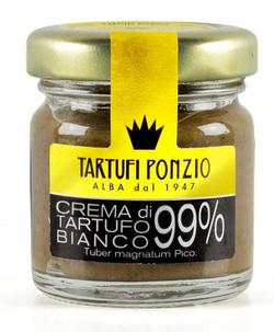 Crème de truffe blanche 99%