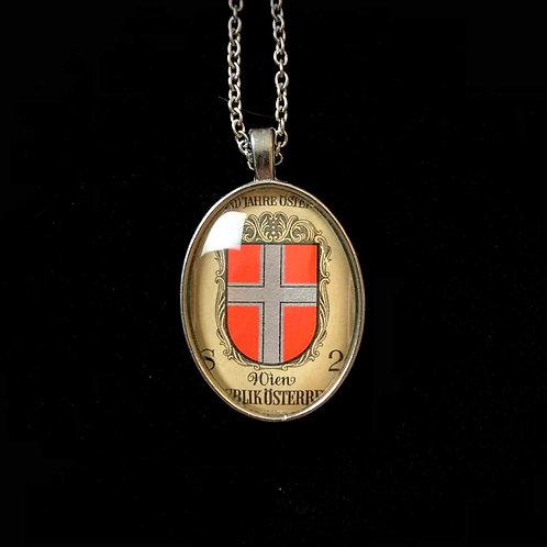 Wappen 1976: Wien