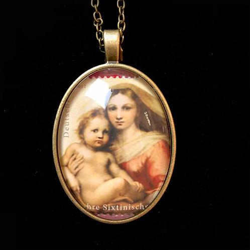 Sixtinische Madonna, Raffael (D)