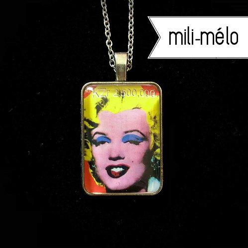 Marilyn Monroe (Warhol): mili-mélo