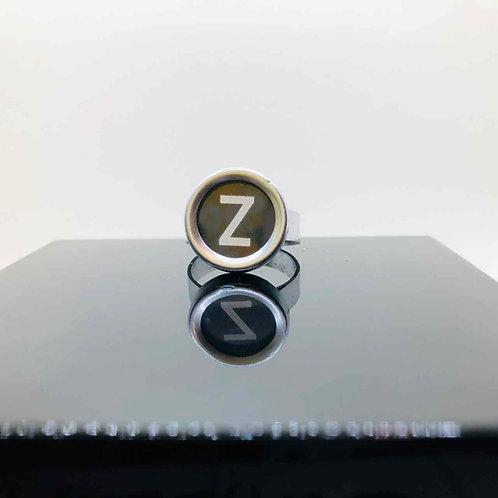 """Schreibmaschinen-Ring """"Z"""""""