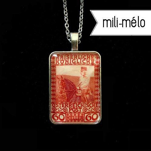 Franz Josef, 1908 (rot): mili-mélo