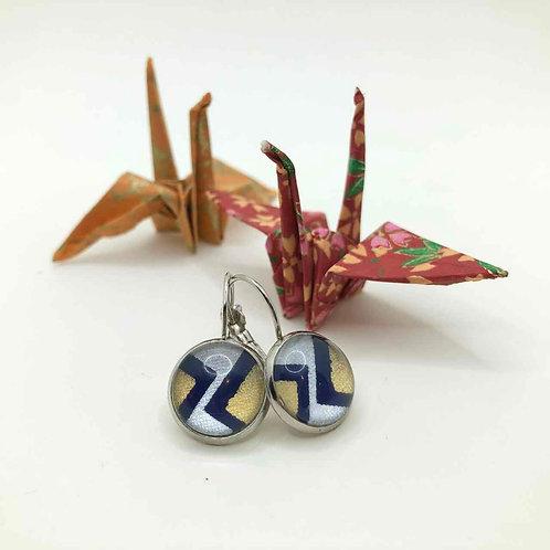Origami-Ohrringe 003